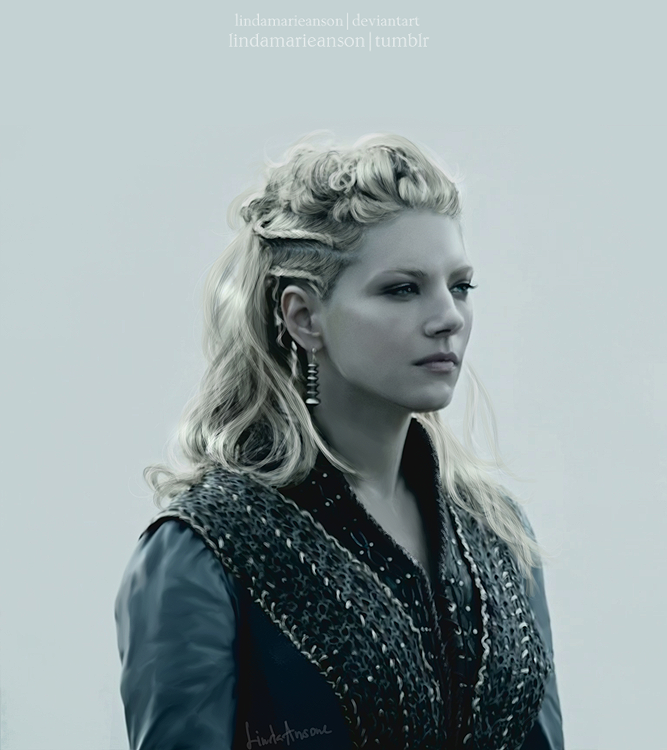 vikings warrior winnick Katheryn