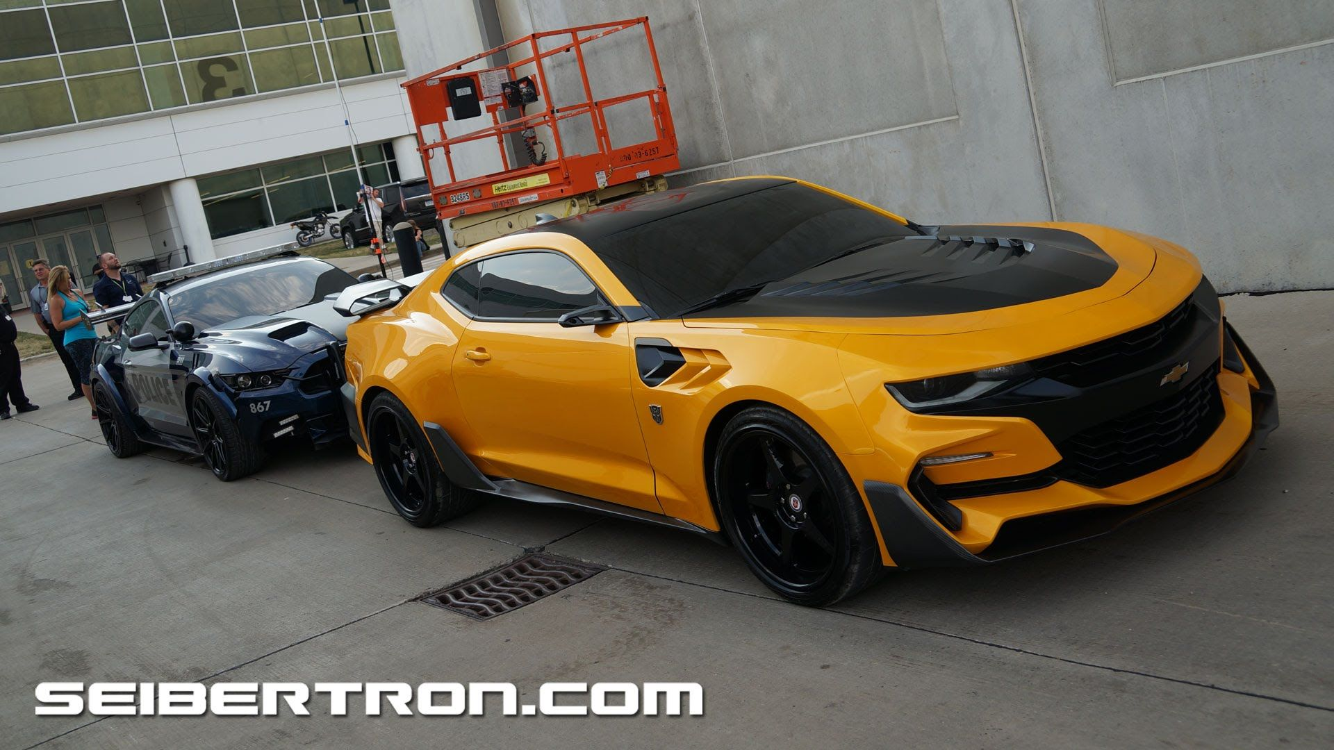 Cars Of Transformers The Last Knight Camaro Chevrolet Camaro Bumblebee Chevrolet Camaro