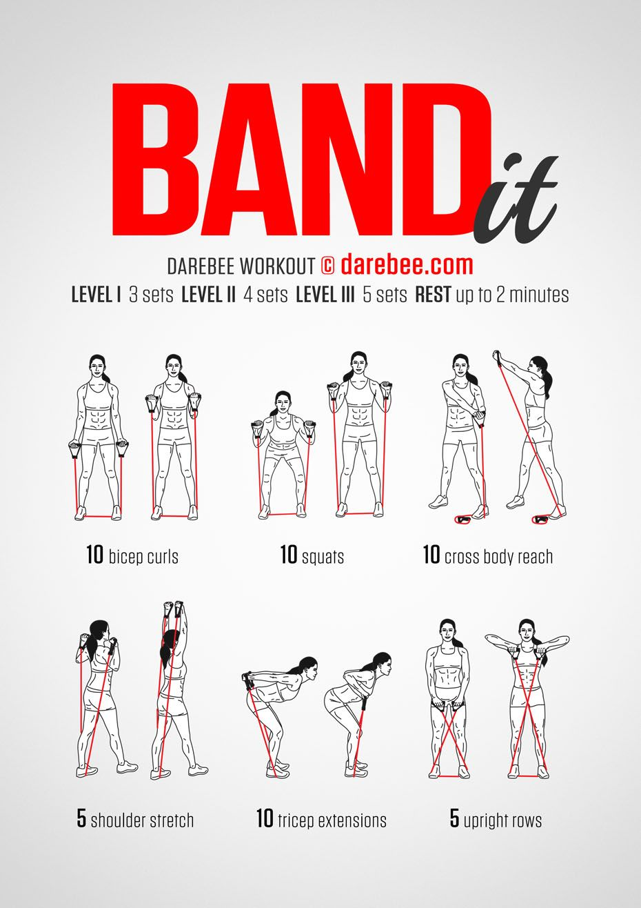 workout training sheet