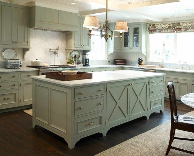 Houzz Kitchen Cabinets Kitchen Cabinets On Houzz Tips From The Experts Country Kitchen Designs Green Kitchen Cabinets Country Kitchen Cabinets