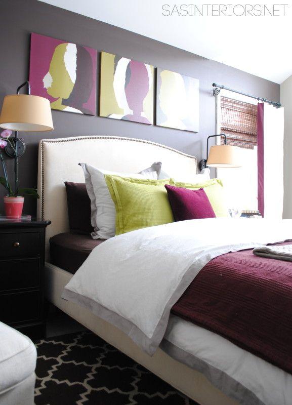 Eclectic Home Tour - SAS Interiors Dormitorio, Decoracion interior - decoracion de interiores dormitorios