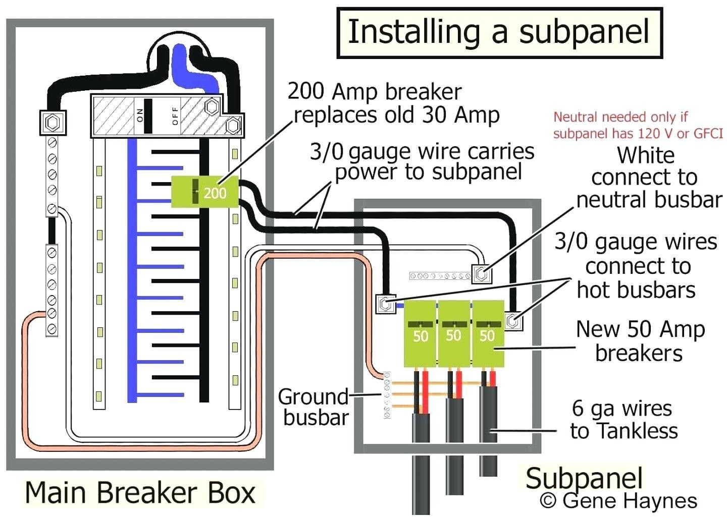30 Amp Sub Panel Wiring Diagram Inspirational In 2020 Wiring A Plug Home Electrical Wiring Electrical Wiring Outlets