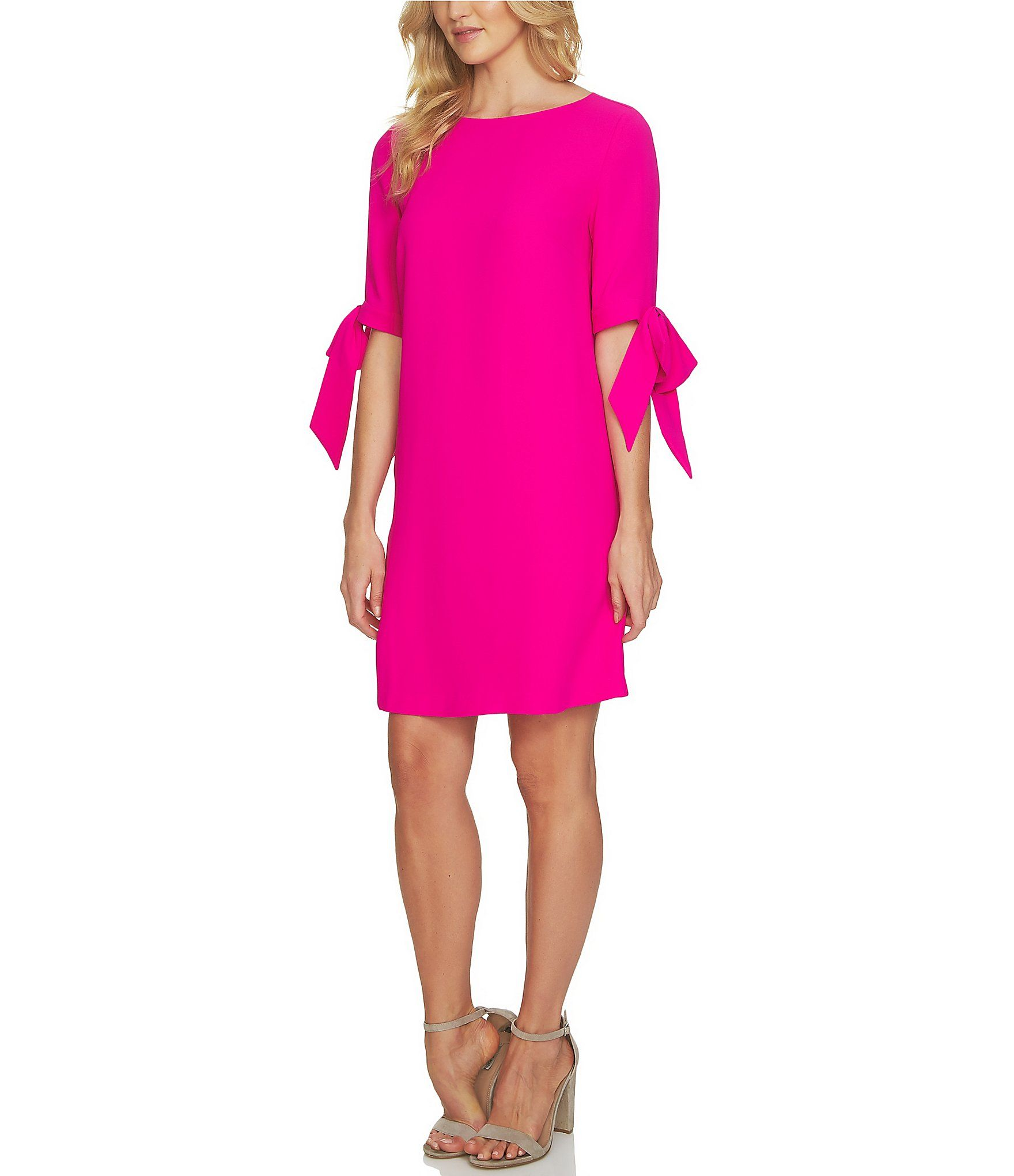 30c36ac3453 Shop for CeCe Bow Tie Sleeve Shift Dress at Dillards.com. Visit  Dillards.com to find clothing