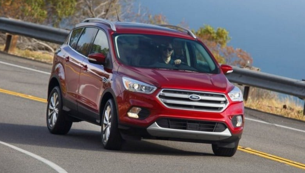 2020 Ford Escape Review Price Release Date