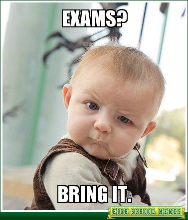 You got this. #finals | Quotables | Funny babies, Baby ...