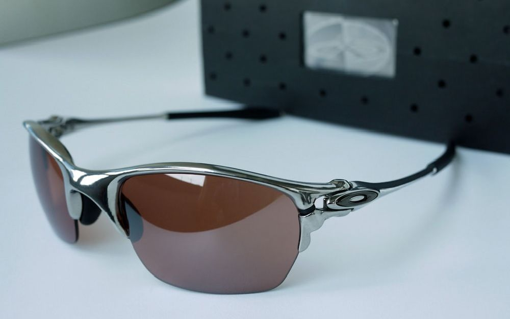 1046f89901 NEW Oakley X-metal Half X Sunglasses