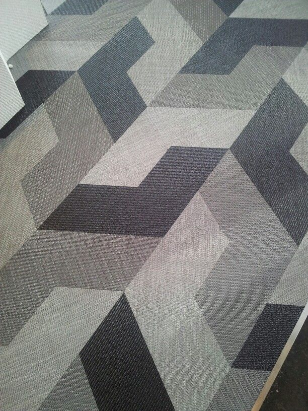A smooth bolon floor such as this one would be suitable for Hard vinyl floor tiles
