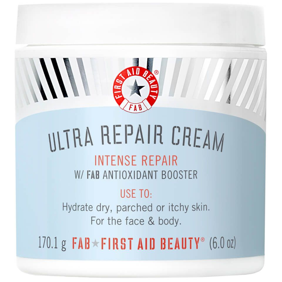 First Aid Beauty Ultra Repair Cream 170g In 2021 First Aid Beauty Repair Cream Best Face Products