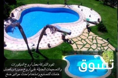 حمامات سباحة و شلالات بأفضل الأسعار 00 Egp قسم بناء و مقاولات Service