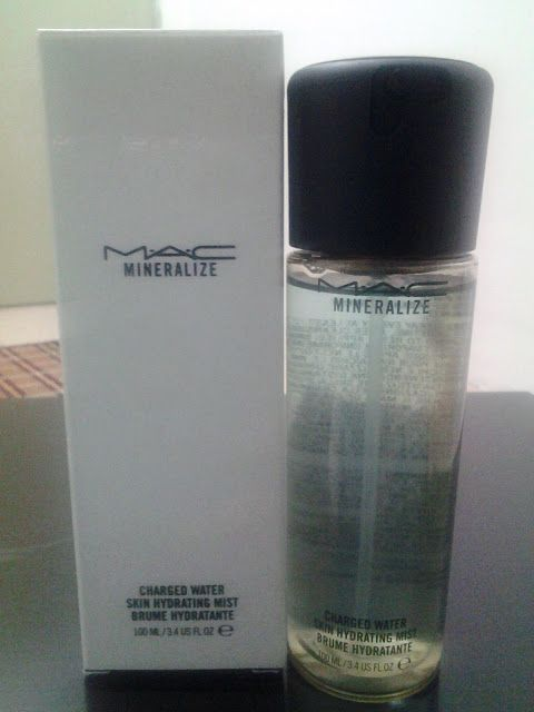 Mineralize Charged Water Skin Hydrating Mist by MAC #6