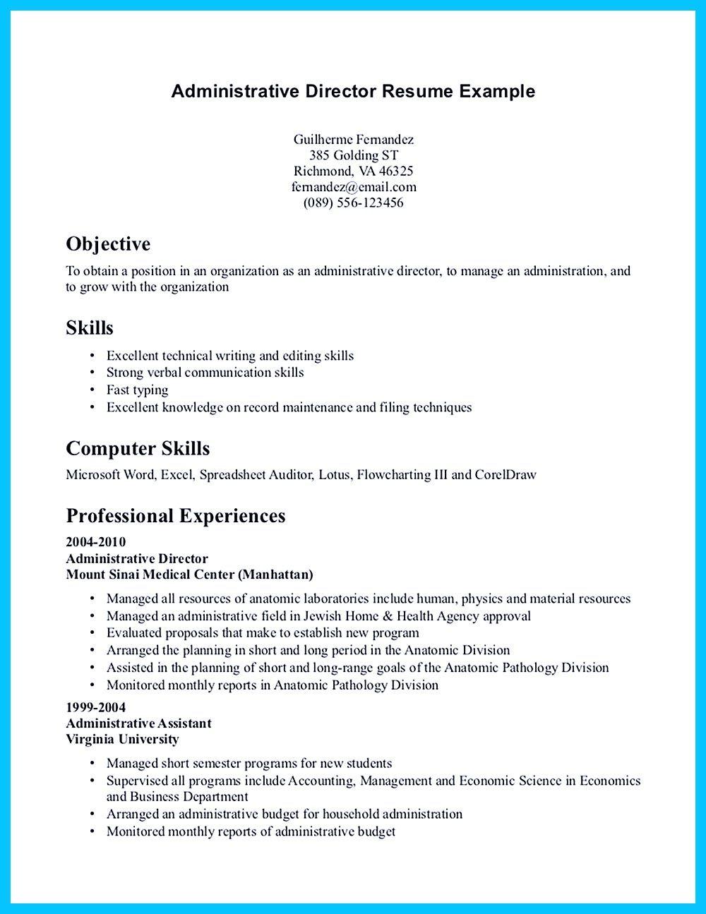 High Quality Entry Level Administrative Assistant Resume Samples Administrative Assistant Resume Languages Resume Education Resume