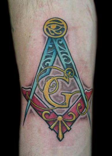 Il Significato Dei Tatuaggi La Squadra E Il Compasso