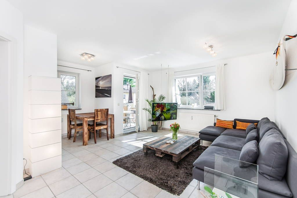 Airbnb Apartment In Munich, Germany. $105 USD Per Night.