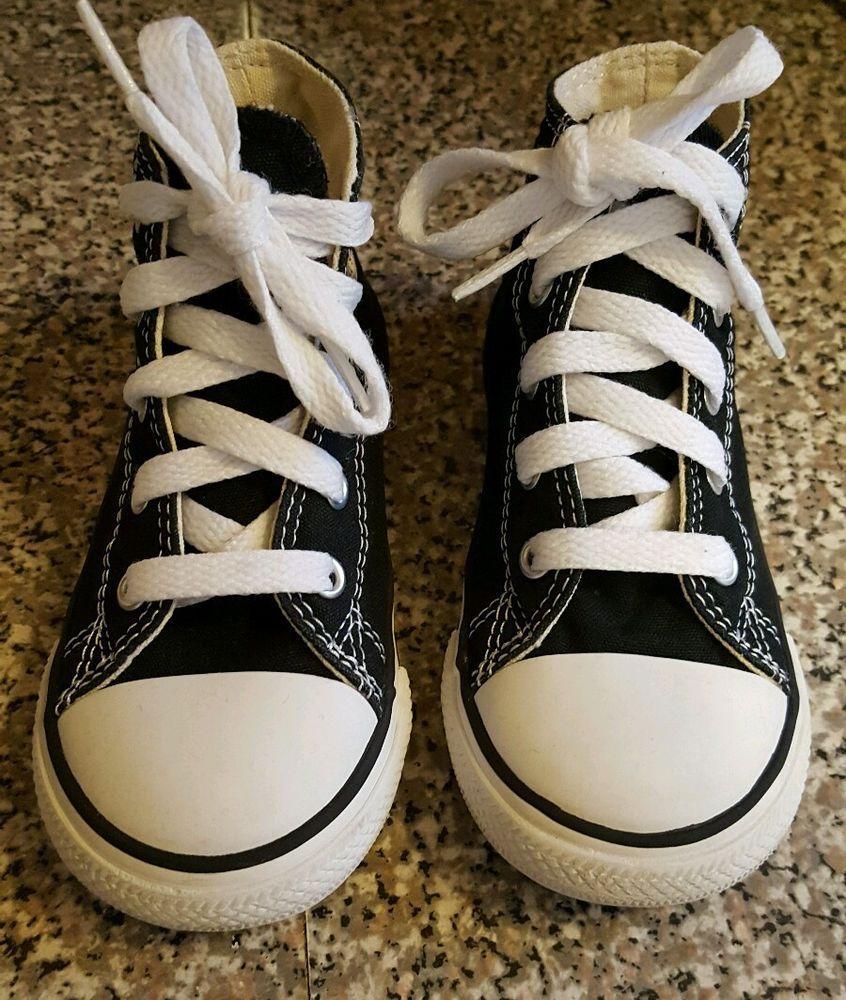 converse chuck taylor toddler size 8