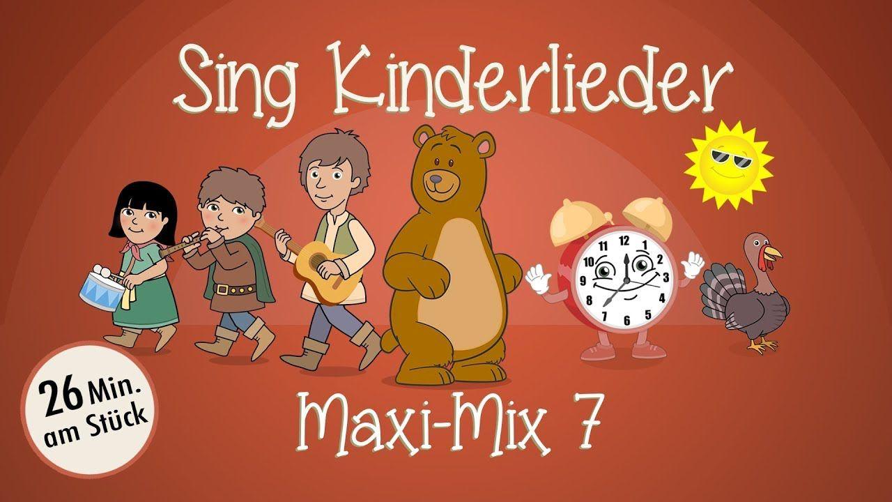 kinderlieder mix 4