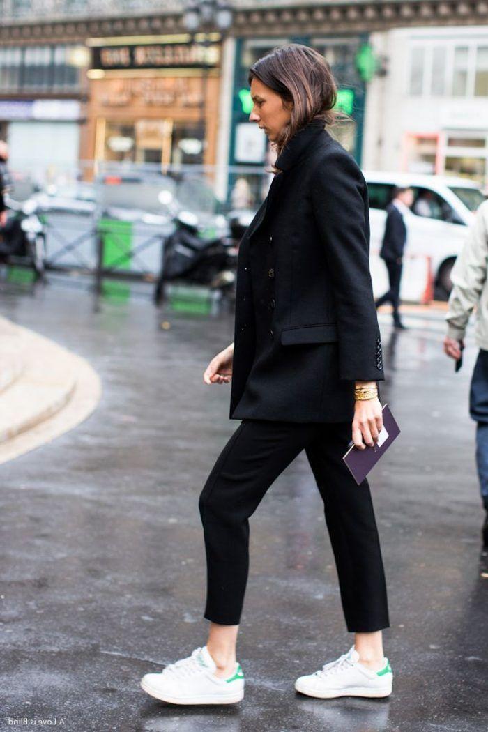 Schwarze Blazer für Frauen - Frauen Mode | Schwarze blazer