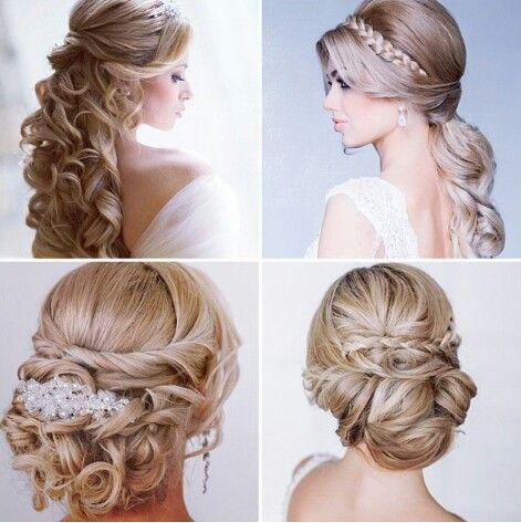 Wedding Hair Stylings Hair Styles Bridal Hair Inspiration Wedding Hairstyles
