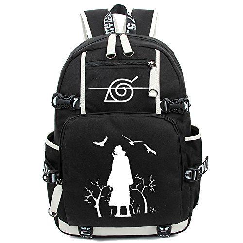 Siawasey Anime Naruto Cartoon Uzumaki Naruto Cosplay Messenger Bag Shoulder Bag