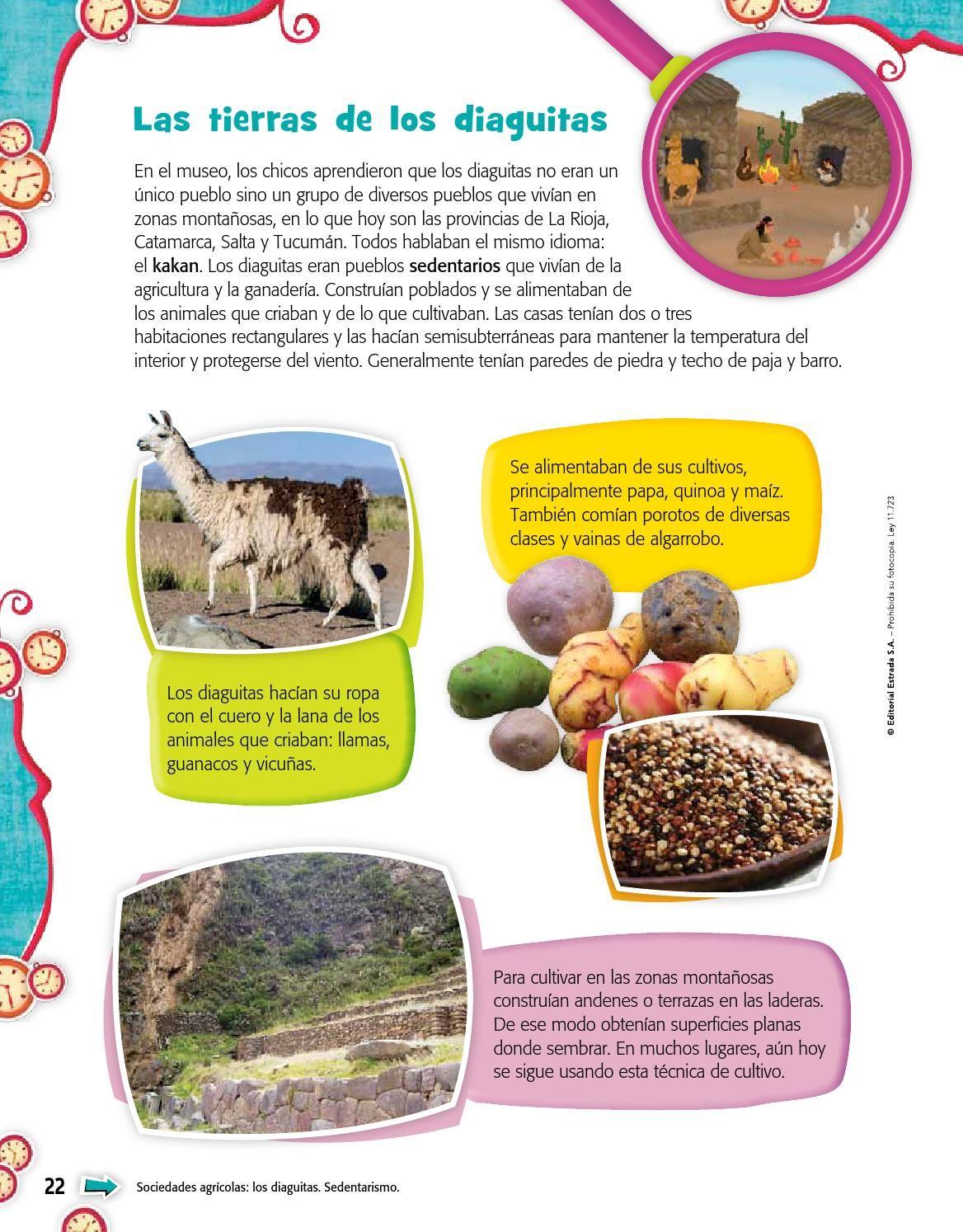 Club De Ciencias3 Cronoytesis Diaguita Y Tucuman