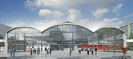 With room for 1,000 startups, France begins work on world's largest incubator
