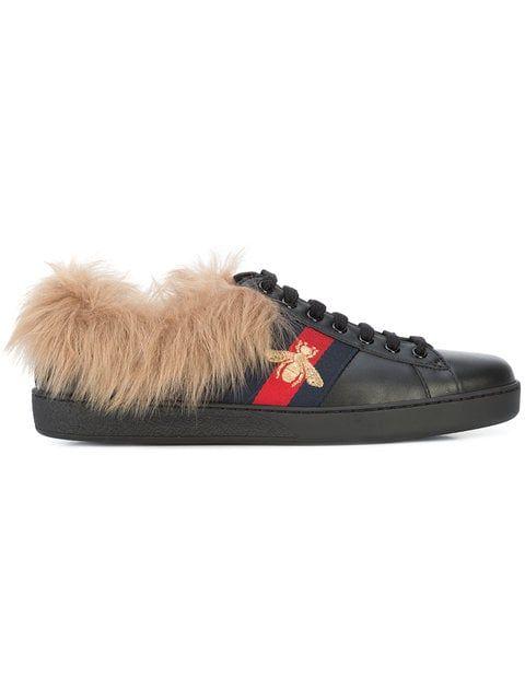 d0ef33edac9a Gucci GG Supreme Low-top Sneakers - Farfetch Gucci Men