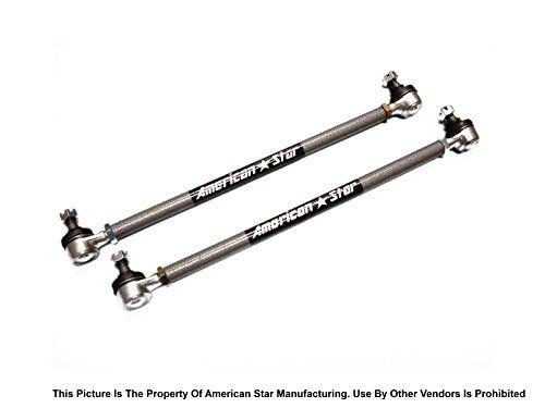 American Star 4130 Chromoly Steel Tie Rod Upgrade Kit for 2003 Suzuki LT-Z400