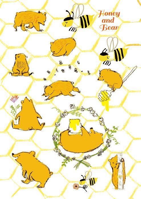 かわいい おしゃれまとめの人気アイデア Pinterest Saaya 蜂のイラスト