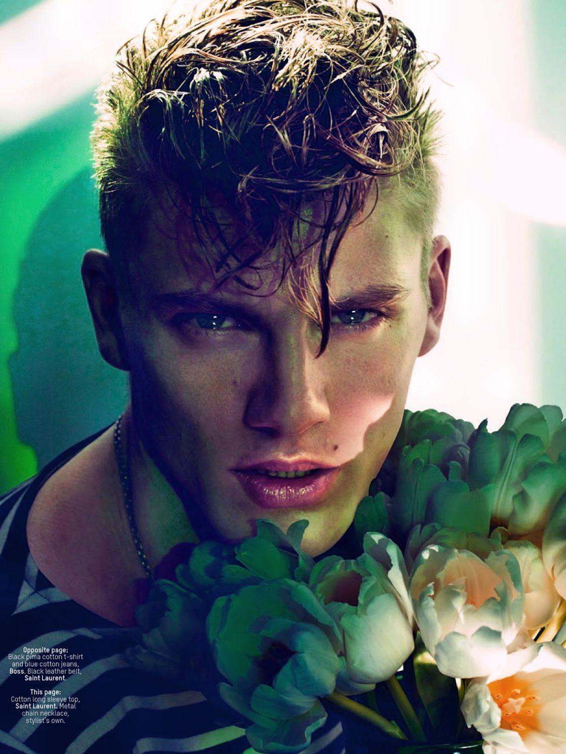 , #handsome #maleportrait in The Wild Ones by ChuanDo  /// #malefaces #handsomemen #beautyofmen, Hot Models Blog 2020, Hot Models Blog 2020