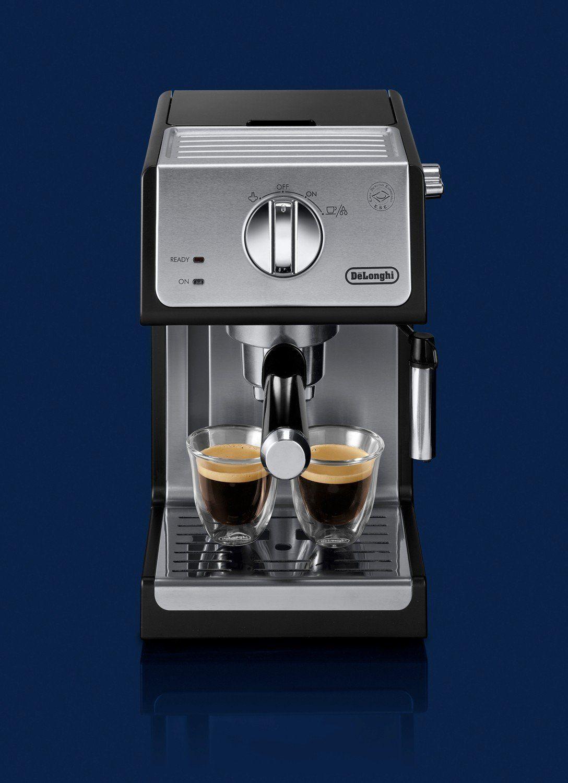 """De'Longhi ECP3420 15"""" Bar Pump Espresso and"""
