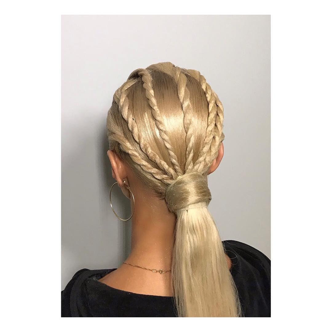 Hairstyle Makeup For Evgeniya Churikova Churikova 333 Made By Victoriya Shu Dance Hairstyles Competition Hair Dance Competition Hair