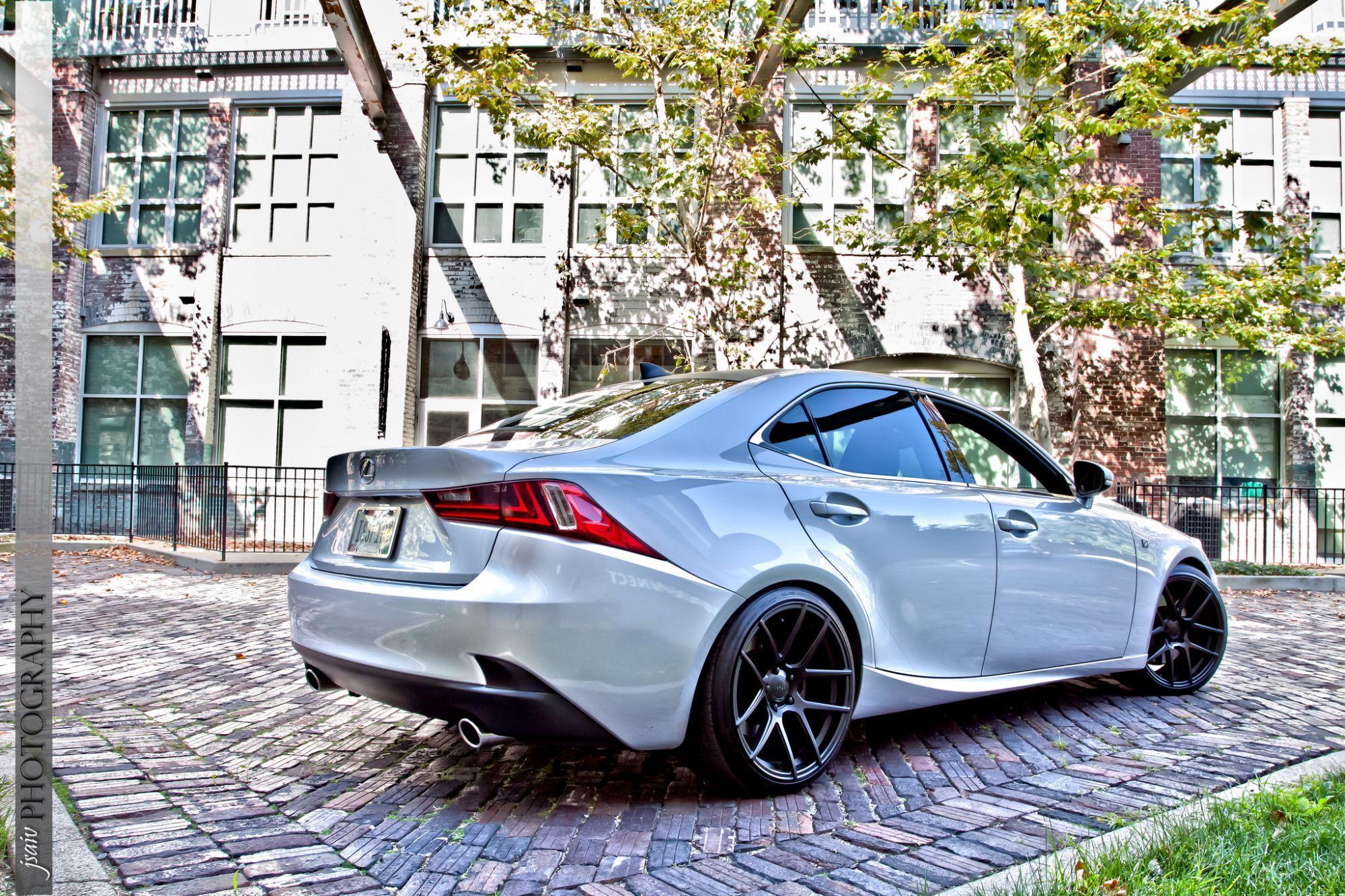Lexus Is350 Velgen Wheels Vmb5 4 Mercedes Benz Automotive