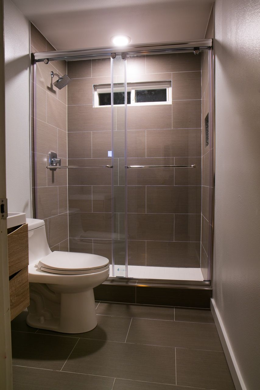 Tile Shower Bathrooms Remodel Small Bathroom Remodel Bathroom Remodeling Contractors