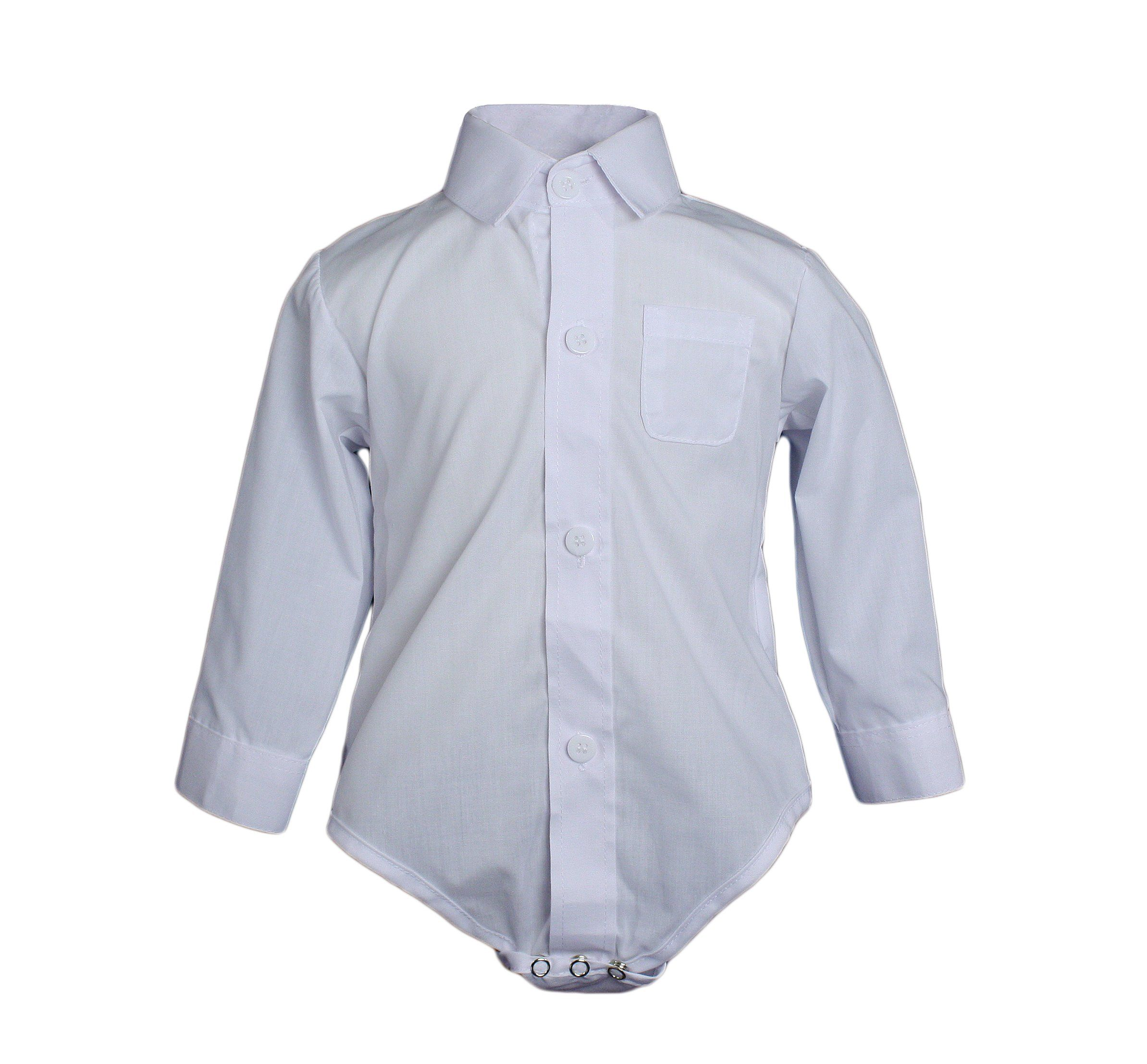 Baby Boys Poly Cotton Button Up White Dress Shirt Bodysuit Romper W Collar12m You Can Get Additional Det White Shirt Dress Shirt Dress Stylish Baby Clothes [ 2215 x 2387 Pixel ]