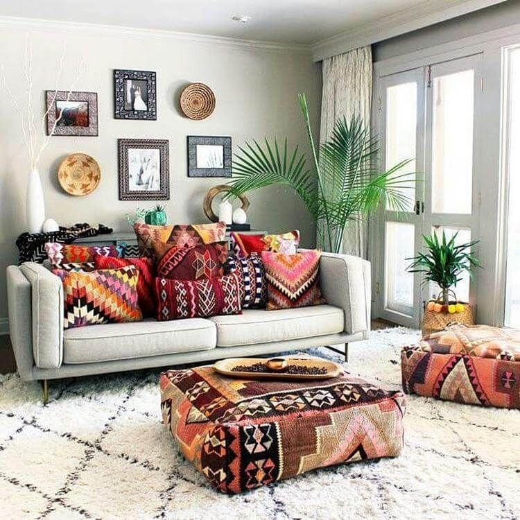 80 Ideas For Boho Style Furniture And Decor Decoracion De Unas Interiores Interiores Design