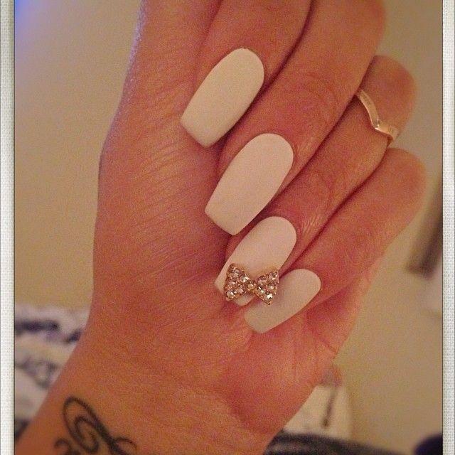 (Shape) # | See more nail designs at http://www.nailsss.com/nail-styles-2014/