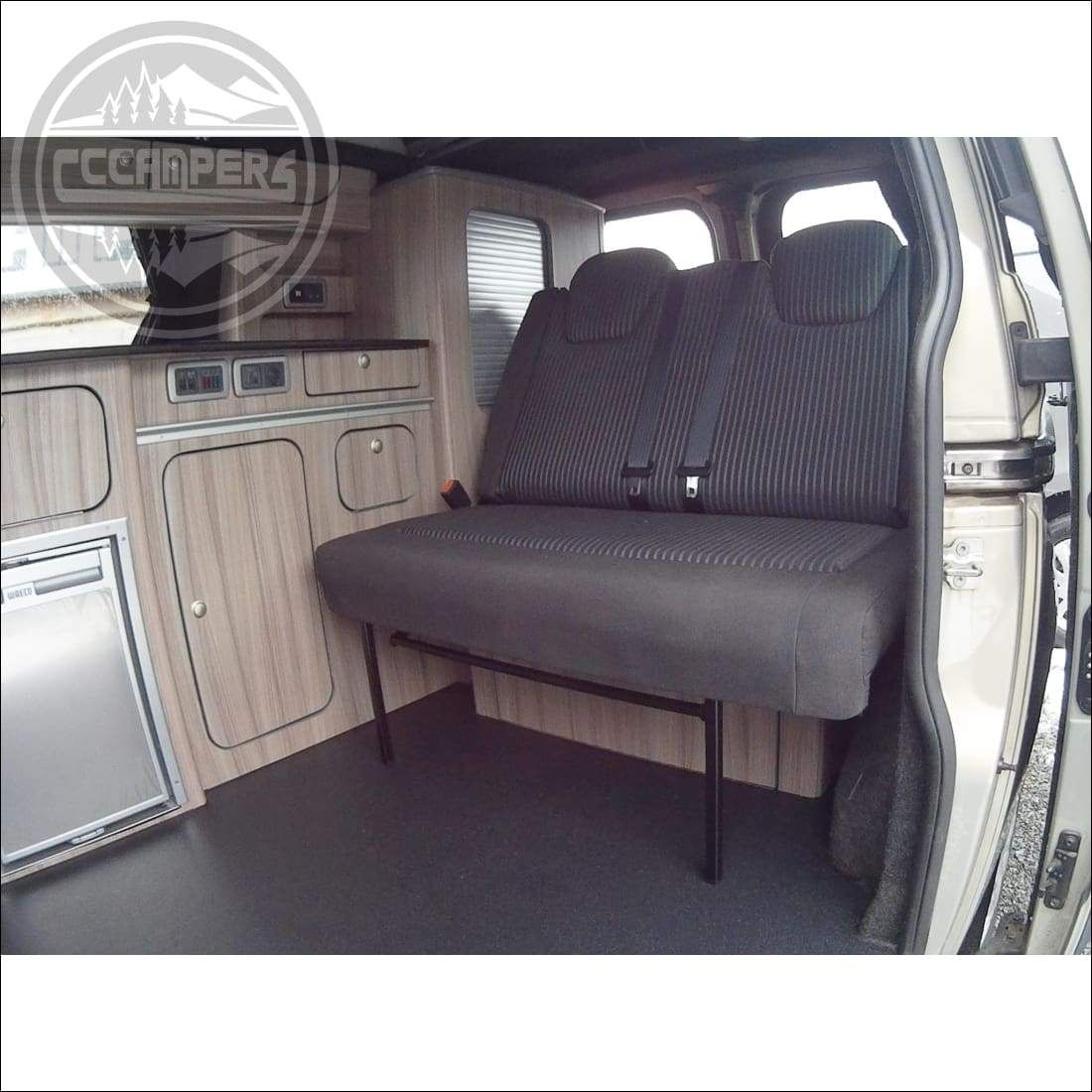 The Bliss Rock N Roll Bed For Ford Transit Custom 2012 Present Rock Roll Bed Ford Transit Transit Custom