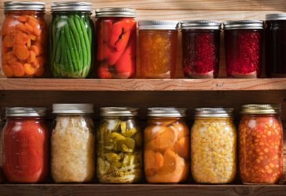 Pickled Green Beans with Dill Recipe