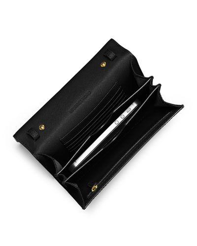 15700f85e1d4 V2KKV MICHAEL Michael Kors Jet Set Travel Large Phone Crossbody Bag ...