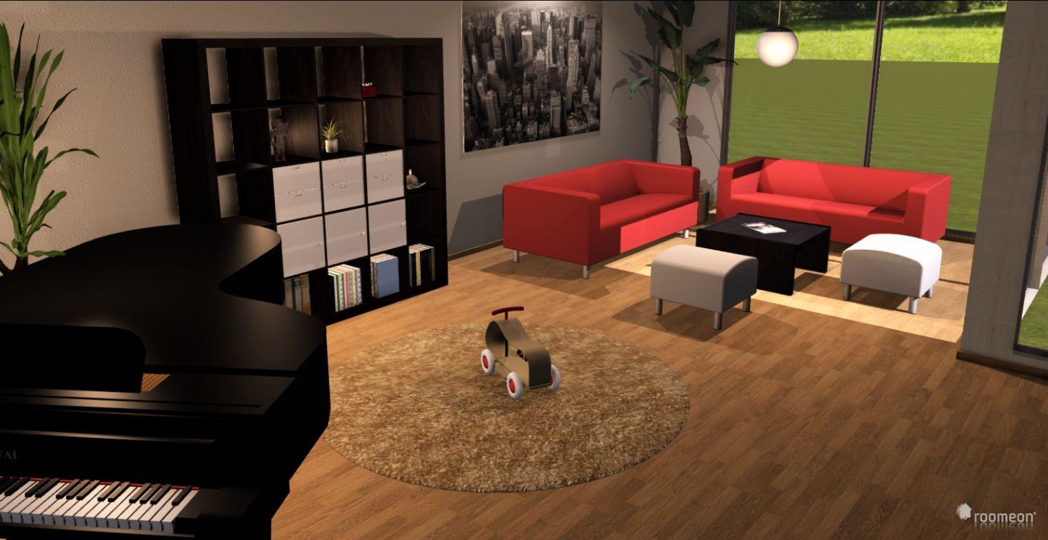 Beste Von Wohnzimmer Planen 3D | Wohnzimmer ideen