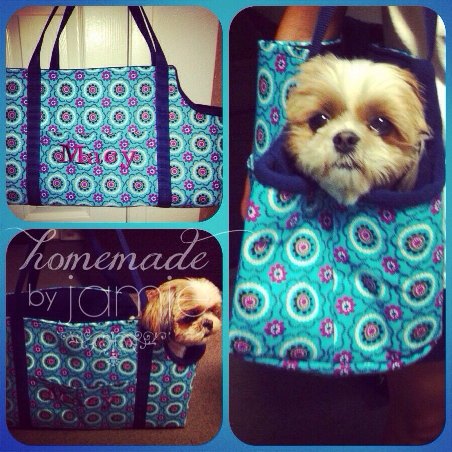 Dog carrier homemade by Jamie Dog carrier, Doggy, Four