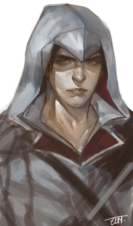 Ac2 Fan Art Young Ezio By Narrator366 Deviantart Com On Deviantart Assassins Creed Art Assassins Creed Outfit Assassin S Creed