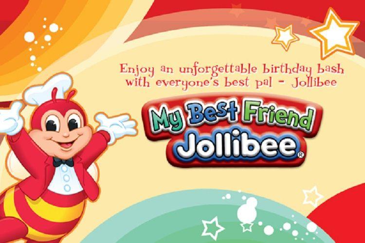 Vector Birthday Invitation Jollibee Jollibee Birthday