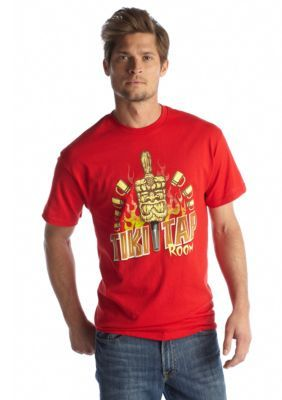 Saddlebred  Tiki Tap Graphic Tee