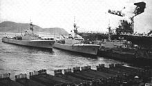 St. Laurent-class destroyer - Wikipedia, the free encyclopedia