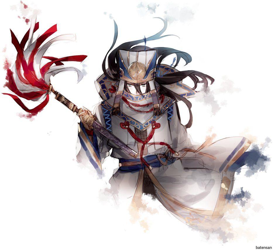 Warriors Orochi 4 Facial Expression: Sengoku Musou 4 Yoshitsugu Otani