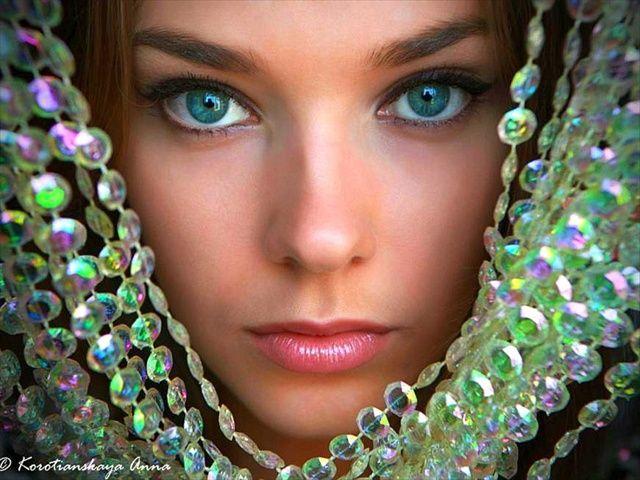 Фото женщин с красивым взглядом фото 42-963