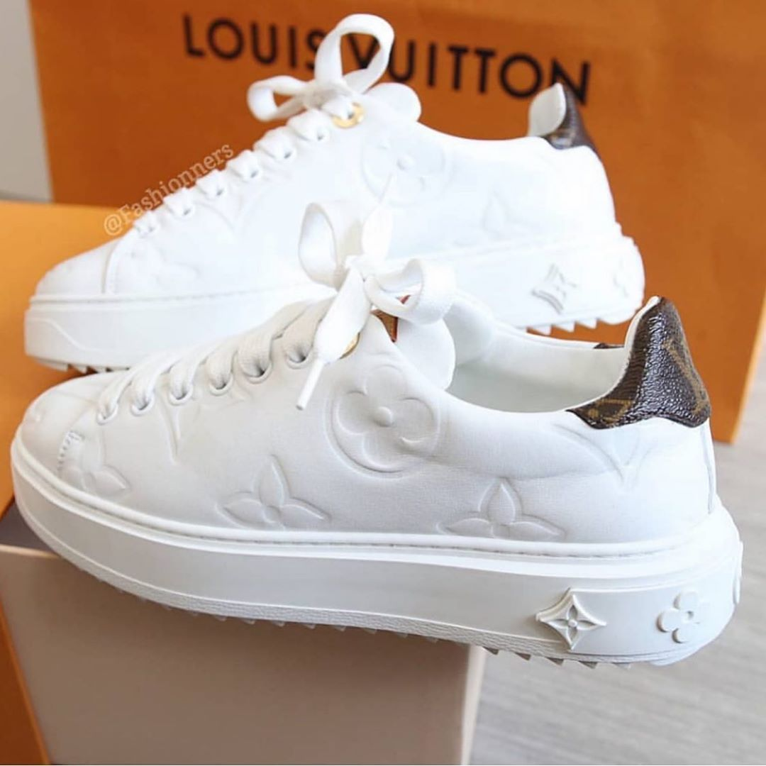 louisvuitton $925 Time Out sneakers for