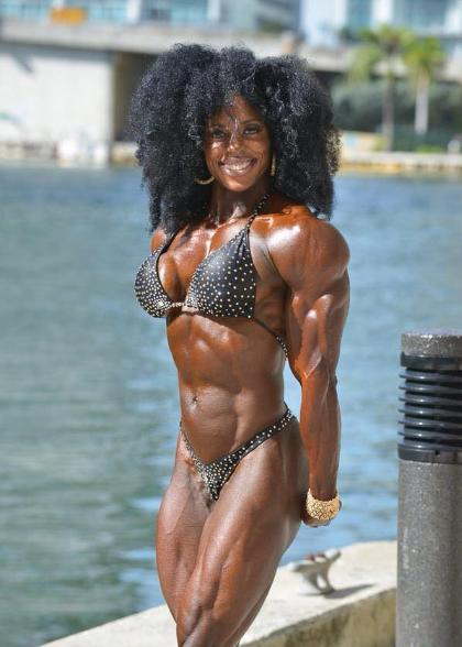 black women bodybuilders fit