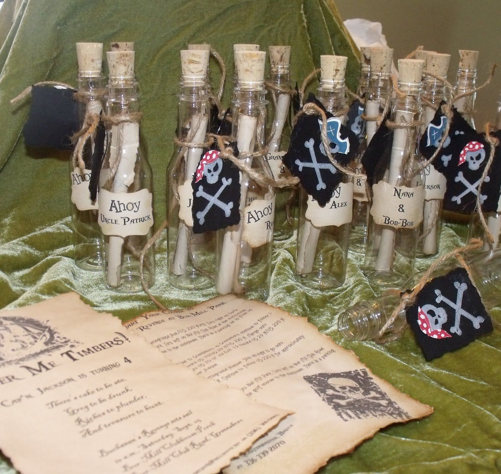 pirate party | Party Ideas | Pinterest | Pirate invitations ...