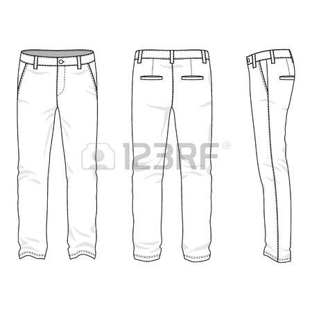 Pantalones Dibujos Buscar Con Google Mens Trousers Fashion Flats Trousers